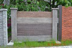 DITON quick wall wood, famintás elemes betonkerítés a PTS-Betontól Outdoor Furniture, Outdoor Decor, Outdoor Storage, Wood Wall, Outdoor Structures, Home Decor, Decoration Home, Room Decor, Wood Walls