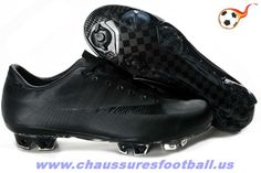 Nike Mercurial Vapor Superfly III FG Noir FT211