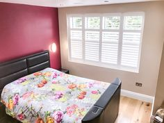Save up to on plantation shutters in our New Year Sale! Call us on 0208 662 … Save up to on plantation shutters in our New Year Sale! Call us on 0208 662 0126 or visit our website for more information⁠ ⁠ ⁠ ⁠ ⁠ Bedroom Shutters, Interior Window Shutters, Wooden Shutters, Interior Windows, Jones Design Company, Shutter Designs, Green Shutters, New Years Sales, Soft Furnishings