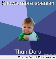 Spanish Success
