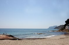 Les Platgetes Moraira, Beach, Water, Outdoor, Gripe Water, Outdoors, Seaside, The Great Outdoors, Aqua