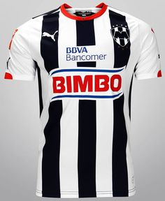 eec537e9cf Monterrey 2014-15 Puma Home Kit Football Kits