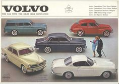 Why We Love Them: Volvo Amazon | Bring a Trailer