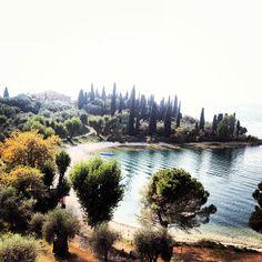 Bucht vor Garda #GCblogtour13 @GardaConcierge @Mad B