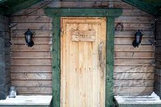 Stock Photo - The door to a cottage sauna Sauna Room, Carpentry, Entrance, Cottage, Outdoor Structures, Doors, Stock Photos, Modern, Russia