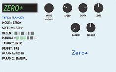 Mobius - Through Zero Flanging #strymonpreset