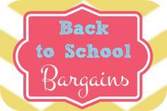 Walmart Back to School Price Match List The Week of 8/11