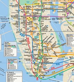 Nyc Subway Map 2011.25 Best Transportation Images In 2011 New York Subway New York Nyc