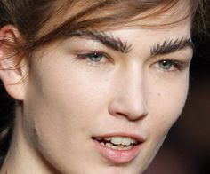Eyebrow Trends, Eyebrows, Eye Brows, Brows, Eyebrow, Dip Brow, Brow, Arched Eyebrows