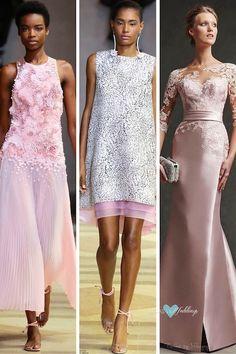 ¿Quieres ser la mejor madrina de bodas que una novia haya tenido? Veamos sus funciones y la colección de los mejores vestidos de madrina 2016.