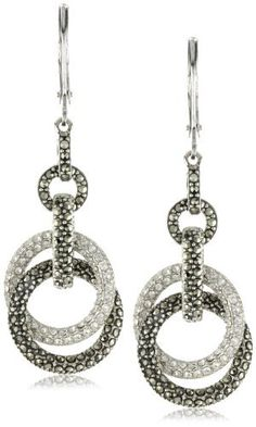 Judith Jack Sterling Silver Marcasite and Crystal Pave Knot Drop Earrings Judith Jack, http://www.amazon.com/dp/B00524U82O/ref=cm_sw_r_pi_dp_peeUqb1PFY0GB