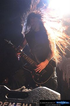 Paradise Lost in Solothurn_2012 - a GryphonMetal live report. Photo by dalia di giacomo.