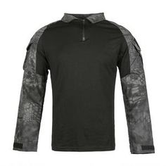 Men Combat Shirt Tactical Special Forces Camouflage Clothing Outdoor Training Military Uniform Adult Army Tops S Camouflage Clothing, Combat Shirt, Special Forces, Top Colour, Army, Military, Training, Wattpad, Jackets