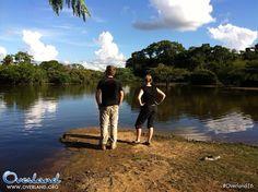 L'escursione in barca sul fiume Yacuma ci ha rivelato un paradiso di flora e fauna incredibile: volatili dai mille colori, delfini rosa con cui fare il bagno, famiglie di capibara, ma anche caimani a pelo d'acqua e scimmiette dispettose... vedrete in puntata su RAI1 tra luglio e agosto! #Overland16