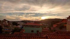 Por-do-sol em Belo Hozinte