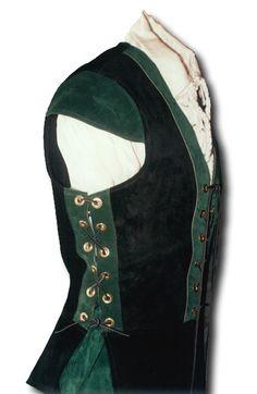 Medieval Archer Vest - Robin_Hood-7