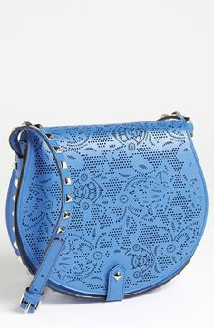 Rebecca Minkoff 'Skylar' Crossbody Bag Cerulean