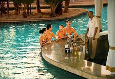 Aruba Resort Pool Bar
