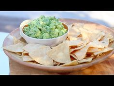 Gaby's Famous Guacamole / Game Day Food
