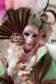 Venetian mask - Venice Carnival