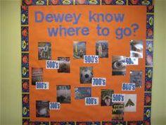 Lorri's School Library Blog: School Library Media Center Bulletin ...