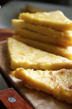 Authentic Italian Chickpea Flatbread   Vegan and Gluten Free