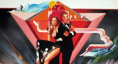 james bond the spy who loved me art James Bond, Bourne Movies, Licence To Kill, Film D'action, Spy Who Loved Me, Destroyer Of Worlds, Version Francaise, Art Watch, Film Base