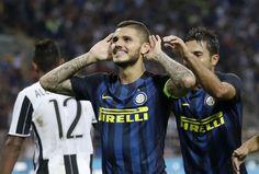 Serie A: Inter Milan 2  1 Juventus