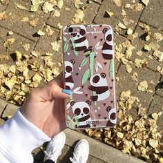How cute is this panda case?Find more animal cases on our website goca.se/buy : @kayl.geurts #galaxys4 #galaxys5 #galaxys6 #galaxys7 #grandprime #instadaily #instamood #iphone #phonecase #samsung. Phone case by Gocase www.shop-gocase.com