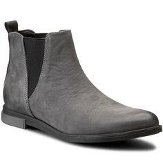 Kotníková obuv s elastickým prvkem CARINII - B3675 G65-E50-PSK-A18