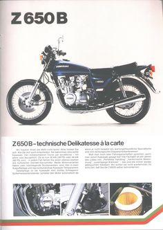 KZ650 B
