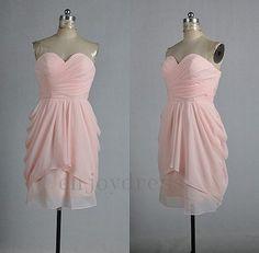 Pink/blush prom dress