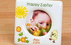 I Just Love It Little Chick Photo Frame Little Chick Photo Frame - Gift Details. Give your favourite boy or girl the perfect Easter gift this year with this lovely photo frame. Ideal for framing photos of their chocolate covered faces each  http://www.MightGet.com/january-2017-11/i-just-love-it-little-chick-photo-frame.asp