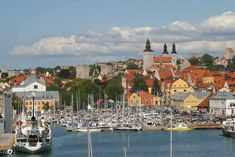 The 10 Most Beautiful Towns in Sweden http://theculturetrip.com/europe/sweden/articles/the-10-most-beautiful-towns-in-sweden/?utm_source=emails&utm_medium=featured&utm_campaign=130415swedentravel Visby from the sea | www.gotland.com