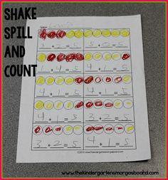 A Kindergarten Smorgasboard MAKING 5 | The Kindergarten Smorgasboard