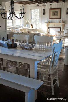 Seja na área interna ou externa de sua casa, sítio, ou fazenda pode -se investir   em tijolos aparentes, cerâmica fosca, tecidos xadrezes, ...