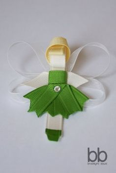 Tinkerbell Hair Clip- Southern Outdoor Cinema expert tip for theming and enhancing an outdoor movie event.