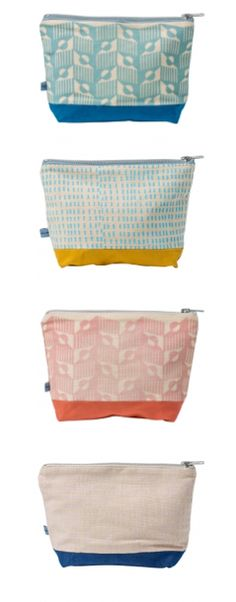 Perfectly designed wash bags from The Conran Shop, London