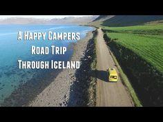 Happy Campers - Camper Van Rental in Iceland