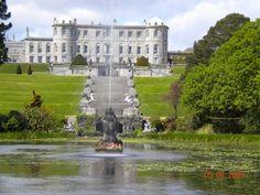 Powerscourt Gardens, County Wicklow, Ireland