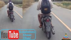 Cantı Bozuk Motorsikletin Gidişi