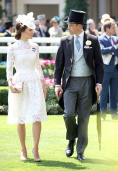 Jumpsuits are in but Bardot necklines are out: The 2018 Royal Ascot dress code