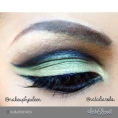 by #nataliaroks  ❤ Makeup look my girl #makeupbyaileen did on me with #motivescosmetics