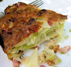 French food | Rustic French Food, Cabbage and Galette au Chou
