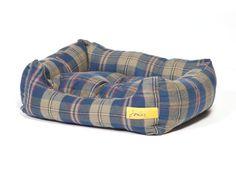 Joules+Angus+Tweed+Snuggle+Bed