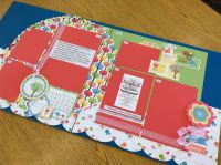 Best site ever for page kits...BUY IT NOW ..Doodlebug Flower Box - Detailed item view - Scrapbook Super Station -- Boutique