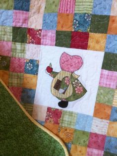 Quilting Ideas | Project on Craftsy: baby quilt