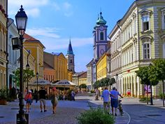 I love Hungary - Székesfehérvár I Want To Travel, Homeland, Hungary, Budapest, Finland, Travel Inspiration, To Go, Street View, Community