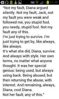 Diana to Jack