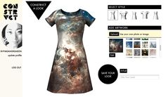 CONSTRVCT: Design Your Own Fashion - Fashioning Technology